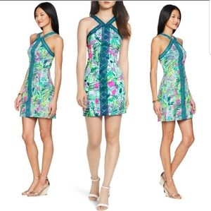 Lilly Pulitzer Vena Early Bloomer Dress 8